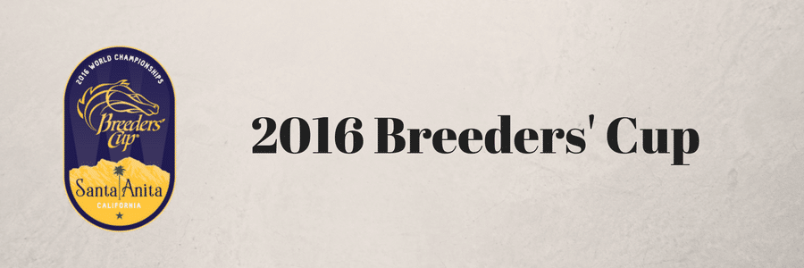 2016 Breeders Cup